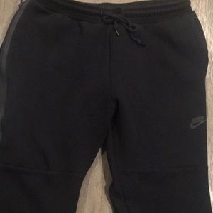 NIKE #TechFleece Sweat Pants (Black) (XL)